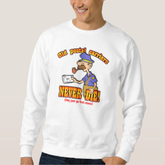 Postal Carrier Sweatshirt