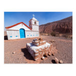 Postal, Iglesia San Isidro, Atacama, Chile Postcard