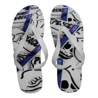 Postal Peace Sandals