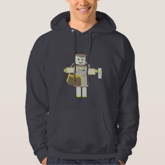 Postal Robot Hoodie