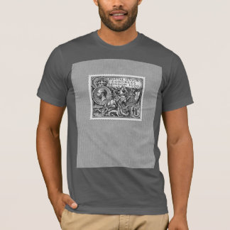 Postal Union Congress 1929 1 Pound Postage Stamp T-Shirt