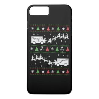 Postal Worker Christmas iPhone 7 Plus Case