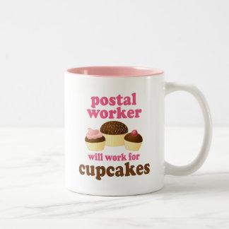 Postal Worker (Funny) Gift Coffee Mugs