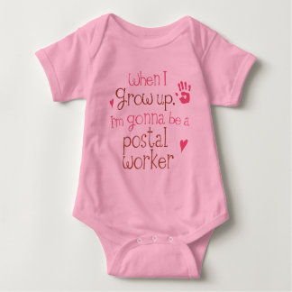Postal Worker (Future) Infant Baby T-Shirt