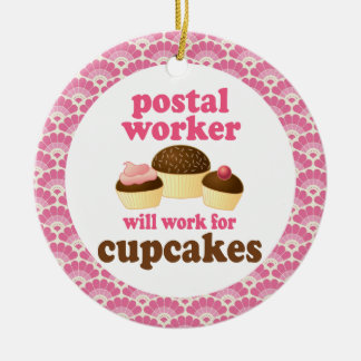 Postal Worker Gift Ornament