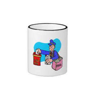 Postal Worker Coffee Mug