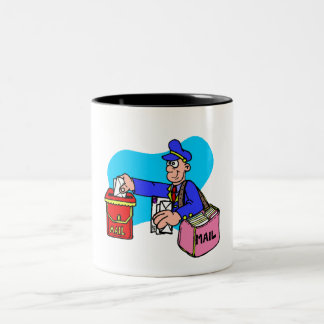 Postal Worker Mug