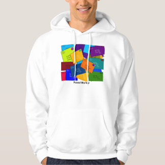Postal Worker T-Shirts and Hoodies Letters