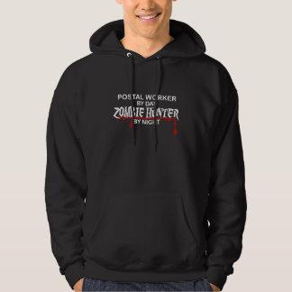 Postal Worker Zombie Hunter Hoodie