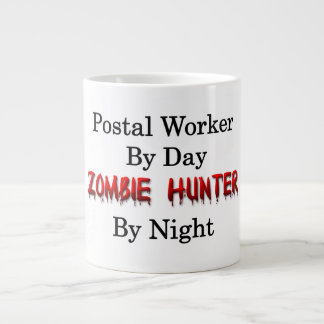Postal Worker/Zombie Hunter Jumbo Mug