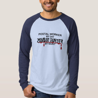 Postal Worker Zombie Hunter T-Shirt