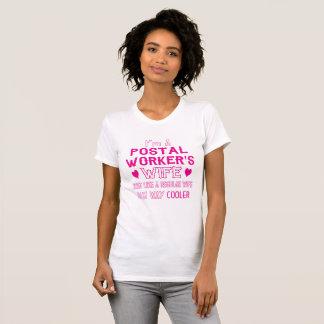 Postal Worker's Wife T-Shirt