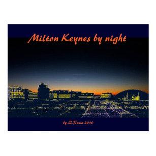 Milton keynes postcards zazzle uk postcard reheart Gallery