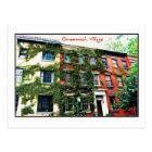 Postcard 4 - Greenwich Village, NYC