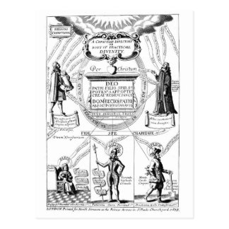 Postcard A Christian Directory