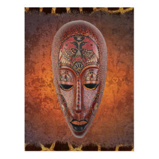 Postcard-African Design for All Occasion Postcard