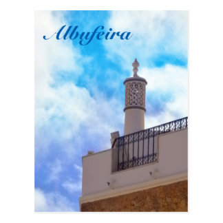 Postcard - Algarve - Chimney Pot - Portugal
