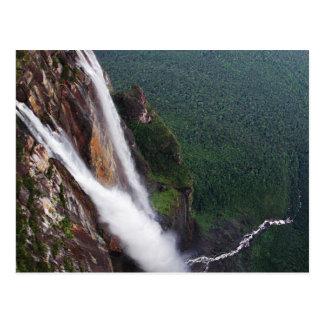 Postcard Angel Falls, Venezuela