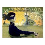 Postcard: Art Nouveau - Privat-Livemont