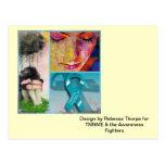 Postcard Artwork by TN Awareness Fighter