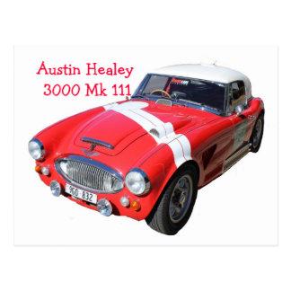 Postcard Austin+Healey+3000+Mk+111