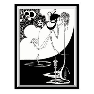 Postcard Beardsley - The Climax