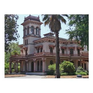 POSTCARD ~ Bidwell Mansion
