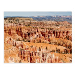 Postcard Bryce Canyon National Park