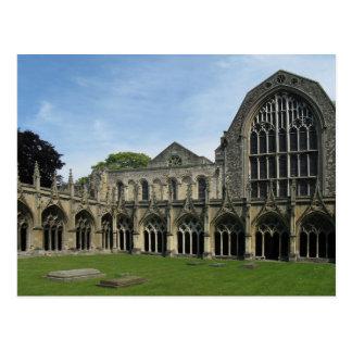 Postcard Canterbury Cathedral, U.K