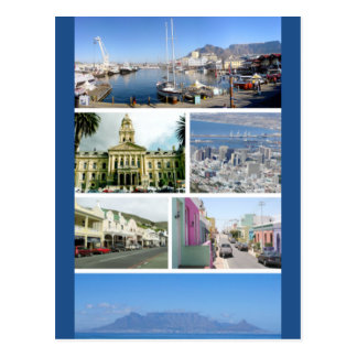 Postcard Cape Town Assembly, South Africa