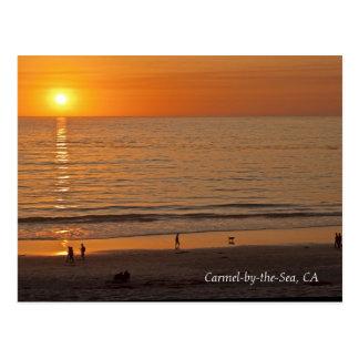 Postcard Carmel-by-the-Sea CA