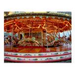 Postcard Carousel