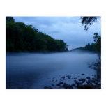 Postcard - Chattahoochee River Mist