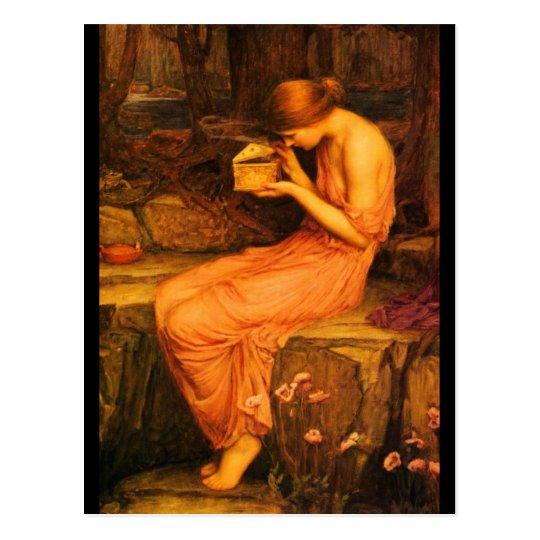 Postcard-Classic Art-Waterhouse 14 Postcard