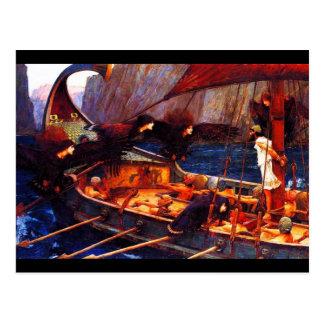 Postcard-Classic Art-Waterhouse 2 Postcard