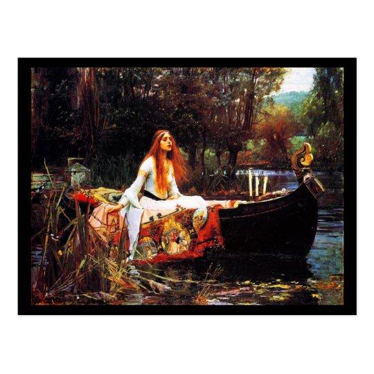 Postcard-Classic Art-Waterhouse 8 Postcard