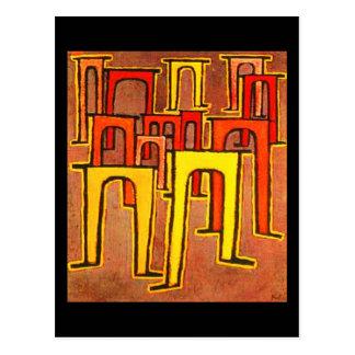 Postcard-Classic/Vintage Art-Klee 17 Postcard