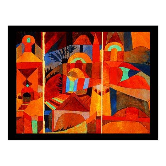 Postcard-Classic/Vintage Art-Klee 28 Postcard