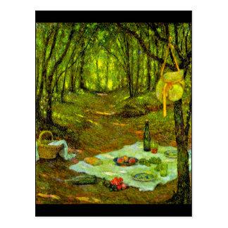 Postcard-Classic/Vintage-Henri Le Sidaner 14 Postcard