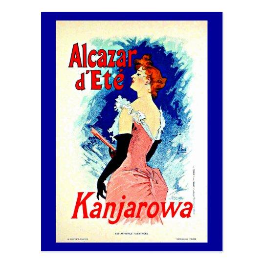 Postcard-Classic/Vintage-Jules Chéret 19 Postcard