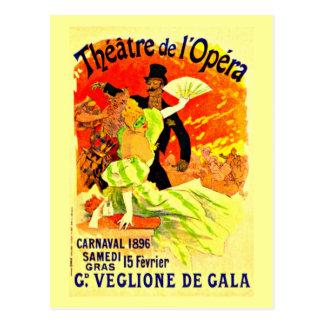 Postcard-Classic/Vintage-Jules Chéret 1 Postcard