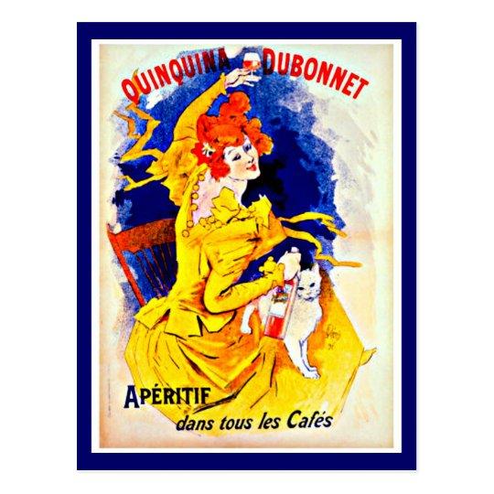 Postcard-Classic/Vintage-Jules Chéret 3 Postcard