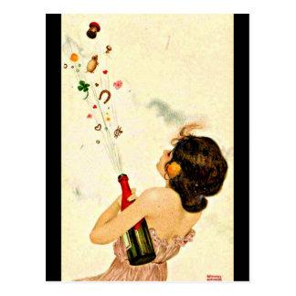 Postcard-Classic/Vintage-Raphael Kirchner 12 Postcard