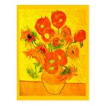 Postcard-Classic/Vintage-Vincent Van Gogh 10