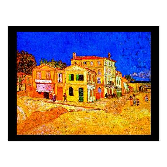 Postcard-Classic/Vintage-Vincent Van Gogh 7 Postcard
