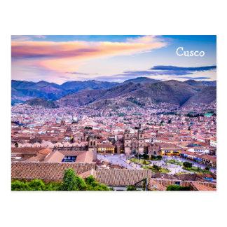 Postcard Cusco