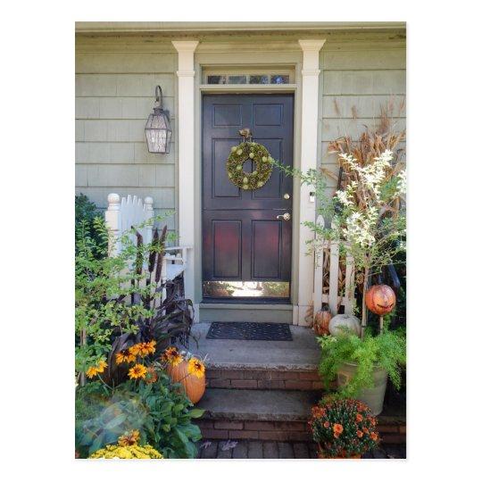 Postcard - Doors of Short Hills, NJ