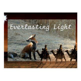 Postcard - Everlasting Light