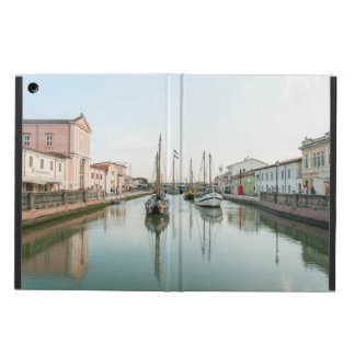 Postcard from Cesenatico #4 (Italy) Case For iPad Air