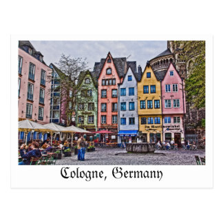 Postcard from Cologne, Germany